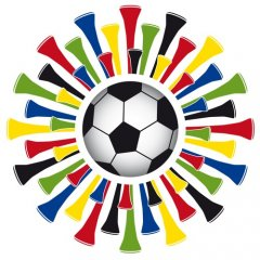 Alternatives Logo der WM 2010